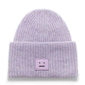 Acne Pansy Hat Lavender